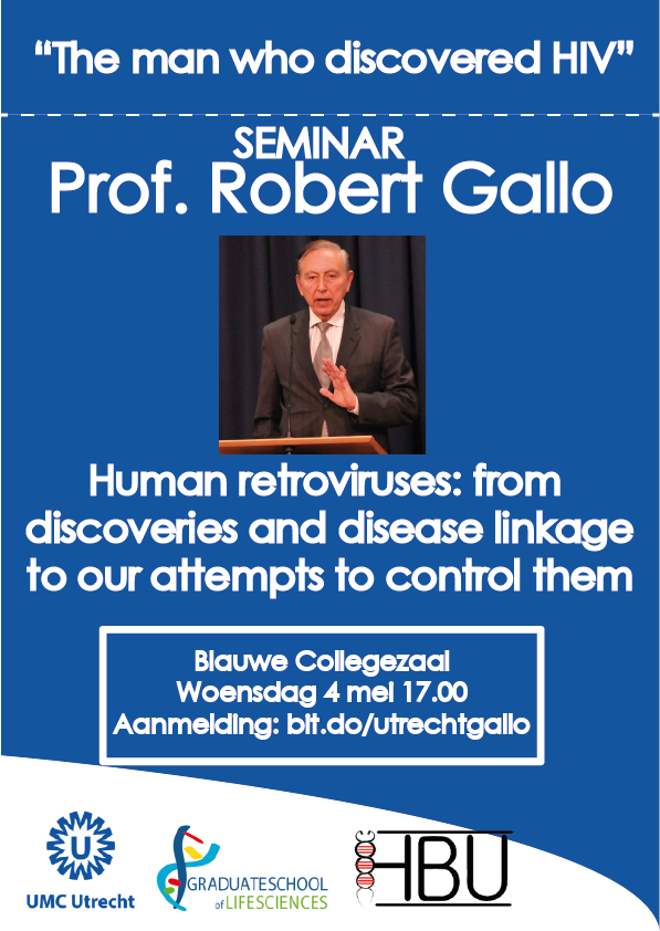 Professor Robert Gallo