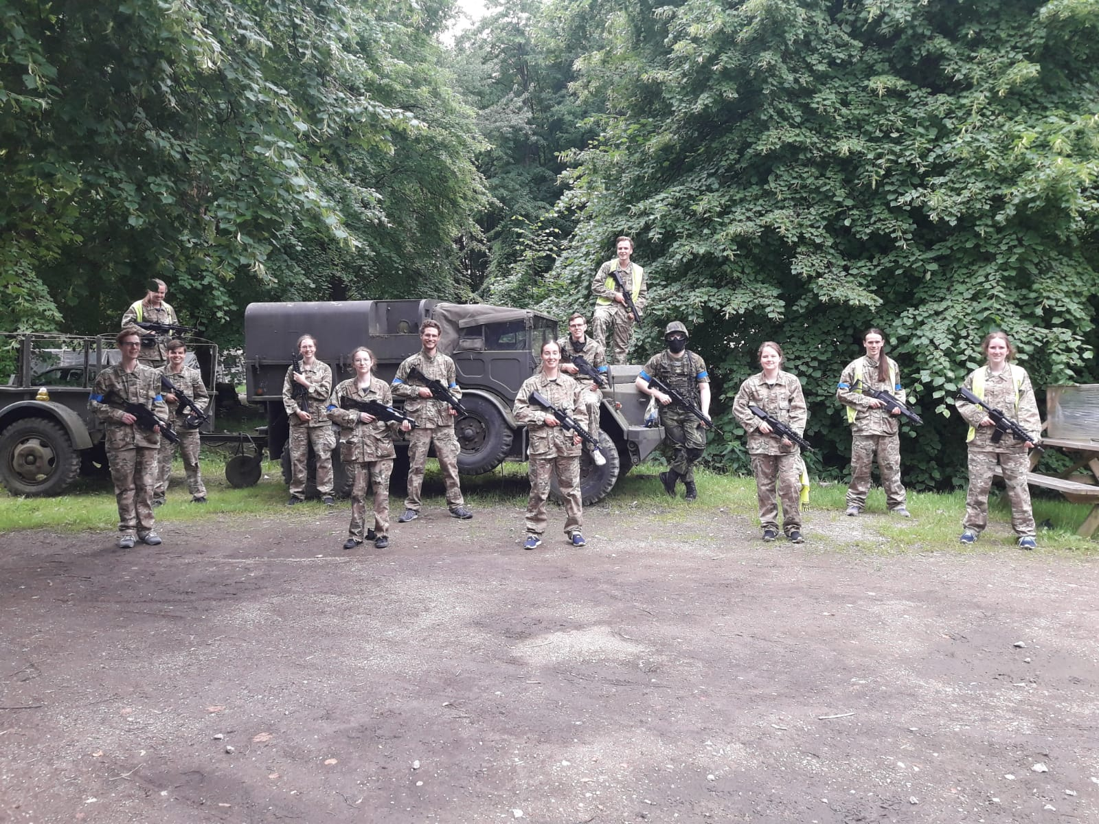 Communityvorming Airsoft HP13+HP14